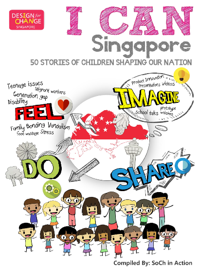 I CAN, Singapore eBook